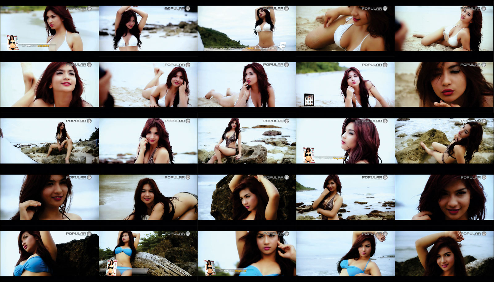 Download Video BTS (Behind The Scene) Sexy Siva Aprilia