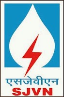 Satluj Jal Vidyut Nigam (SJVN) Limited Recruitment 2014