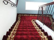 Karpet Tangga Klasik