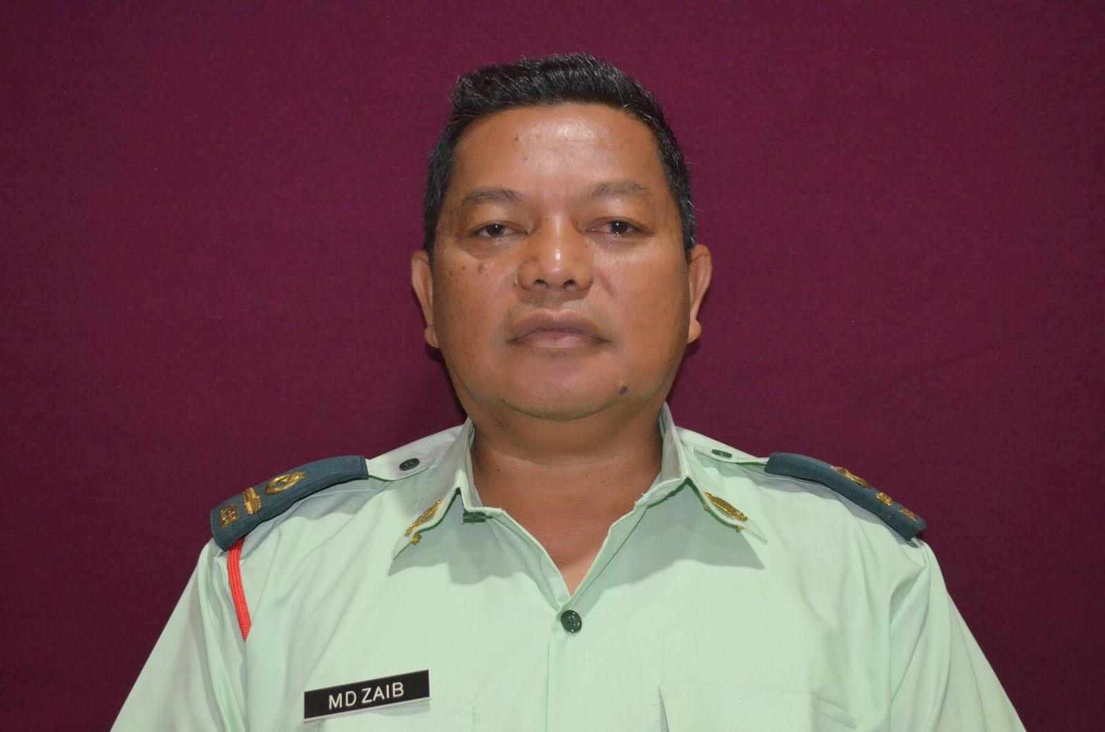 Pegawai Logistik KRS Kedah