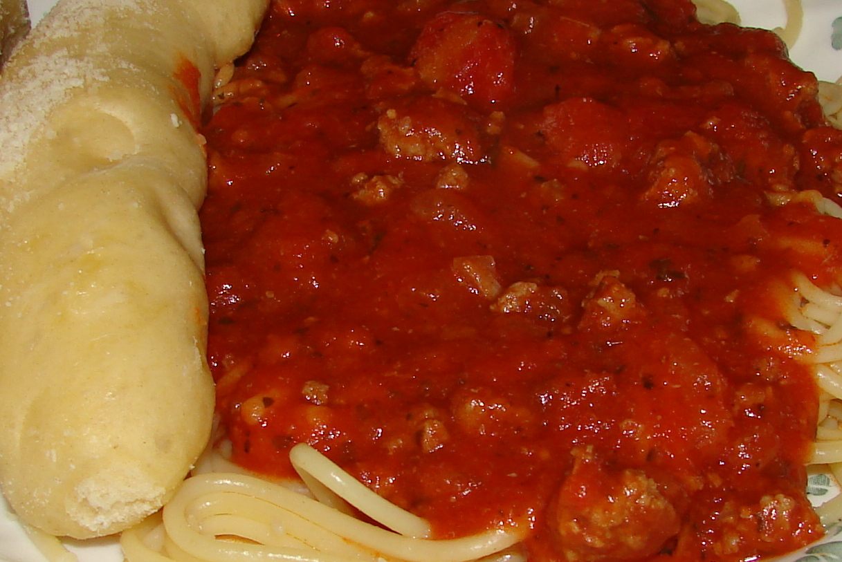 Cooking Up a Sale: Mom's Spaghetti Sauce