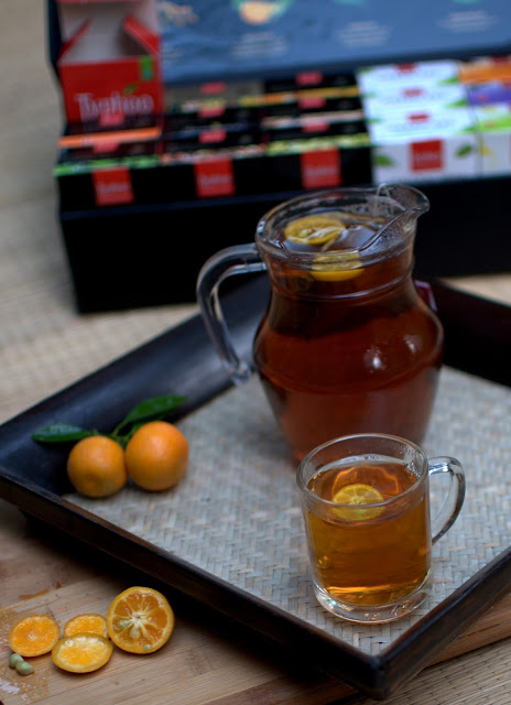 Do you like your tea enough? | herb and fruit infused teas to refresh you...