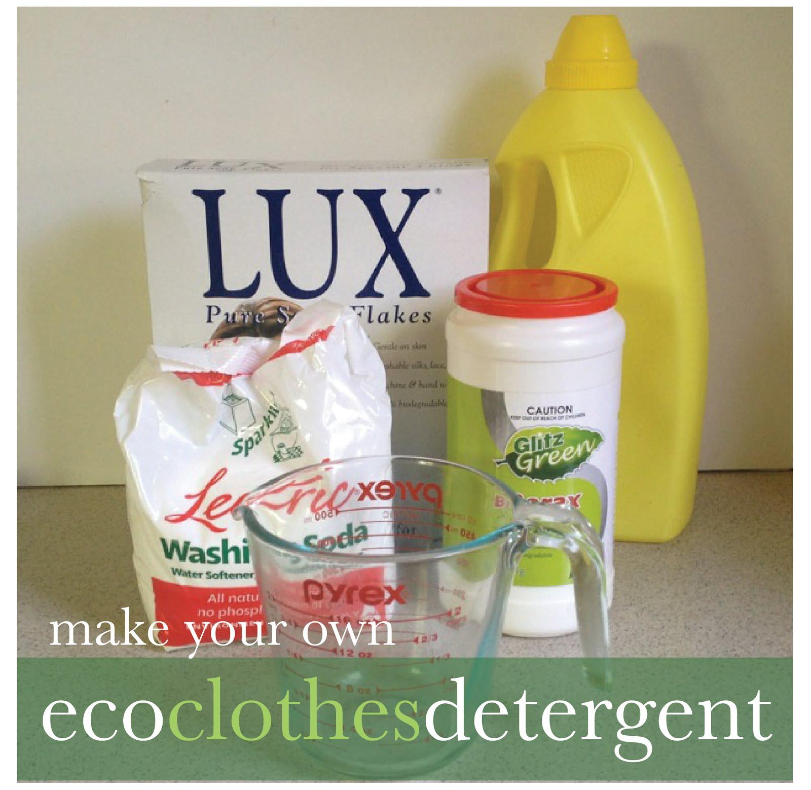 eco detergent