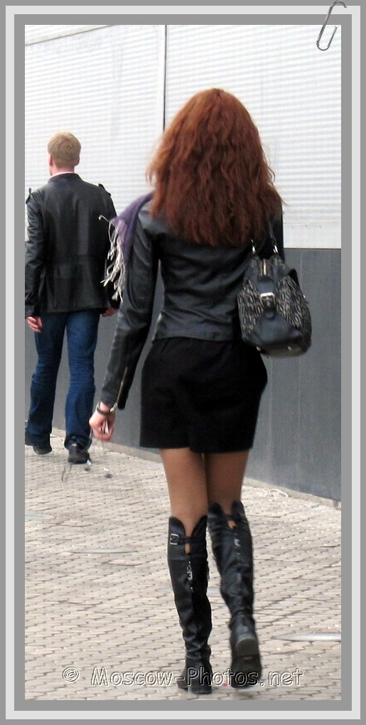Black Color Street Casual Style