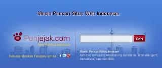 Mesin Pencari Penjejak.com