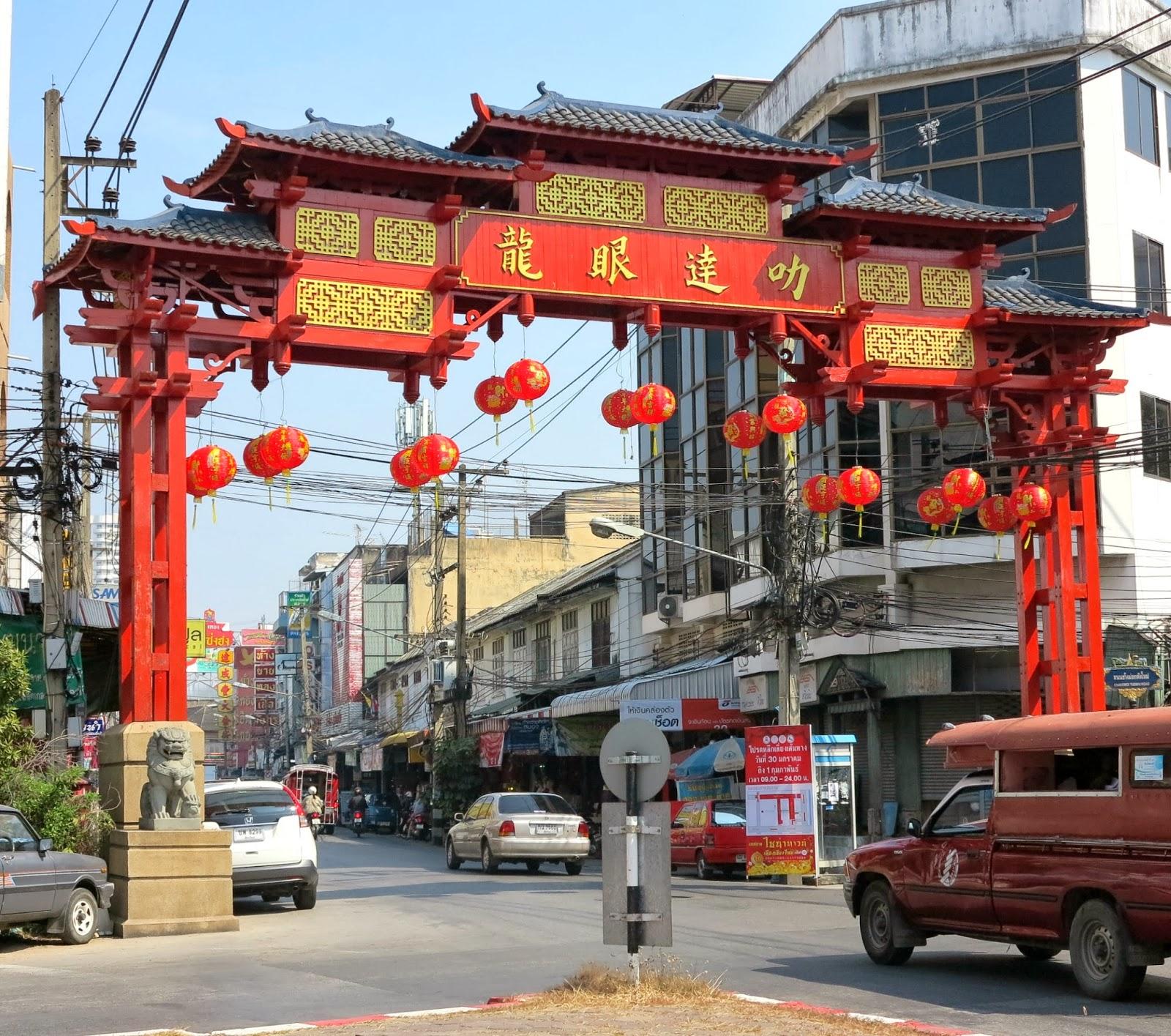 ByHaafner, China town