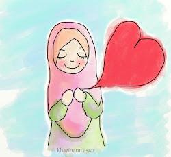 Saya selesa jadi Muslim