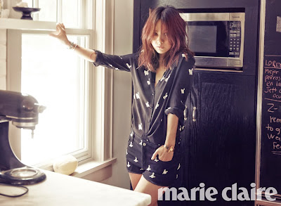 Hyori - Marie Claire Magazine April Issue 2015