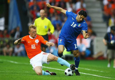 Netherlands vs Italy Live Stream Online 6 February 2013
