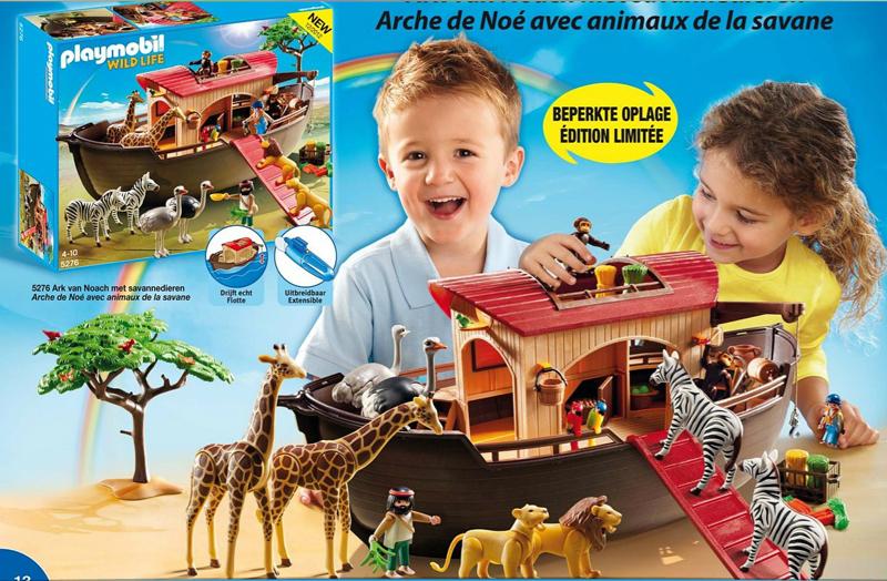 ark van noah playmobiel