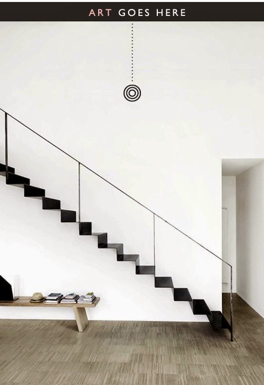 creative metal stairs, interior designs