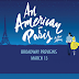 An American in Paris at Palace Theatre New York