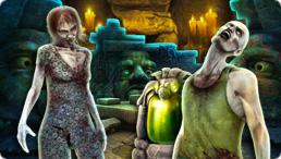 تحميل لعبة الالغاز المرعبة Mysteries of the Undead - The Cursed Island