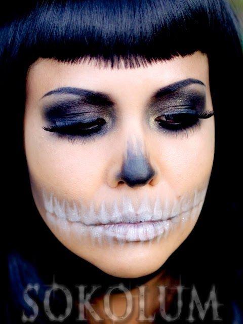 Eyedolize Makeup: 8 Ways to Make Your Halloween Skeleton Makeup ...