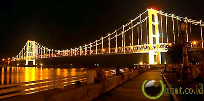 Jembatan Kutai Kartanegara - Tenggarong