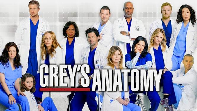 Livin\' in a Movie World: Rezension: [TV Serie] - Grey\'s Anatomy ...