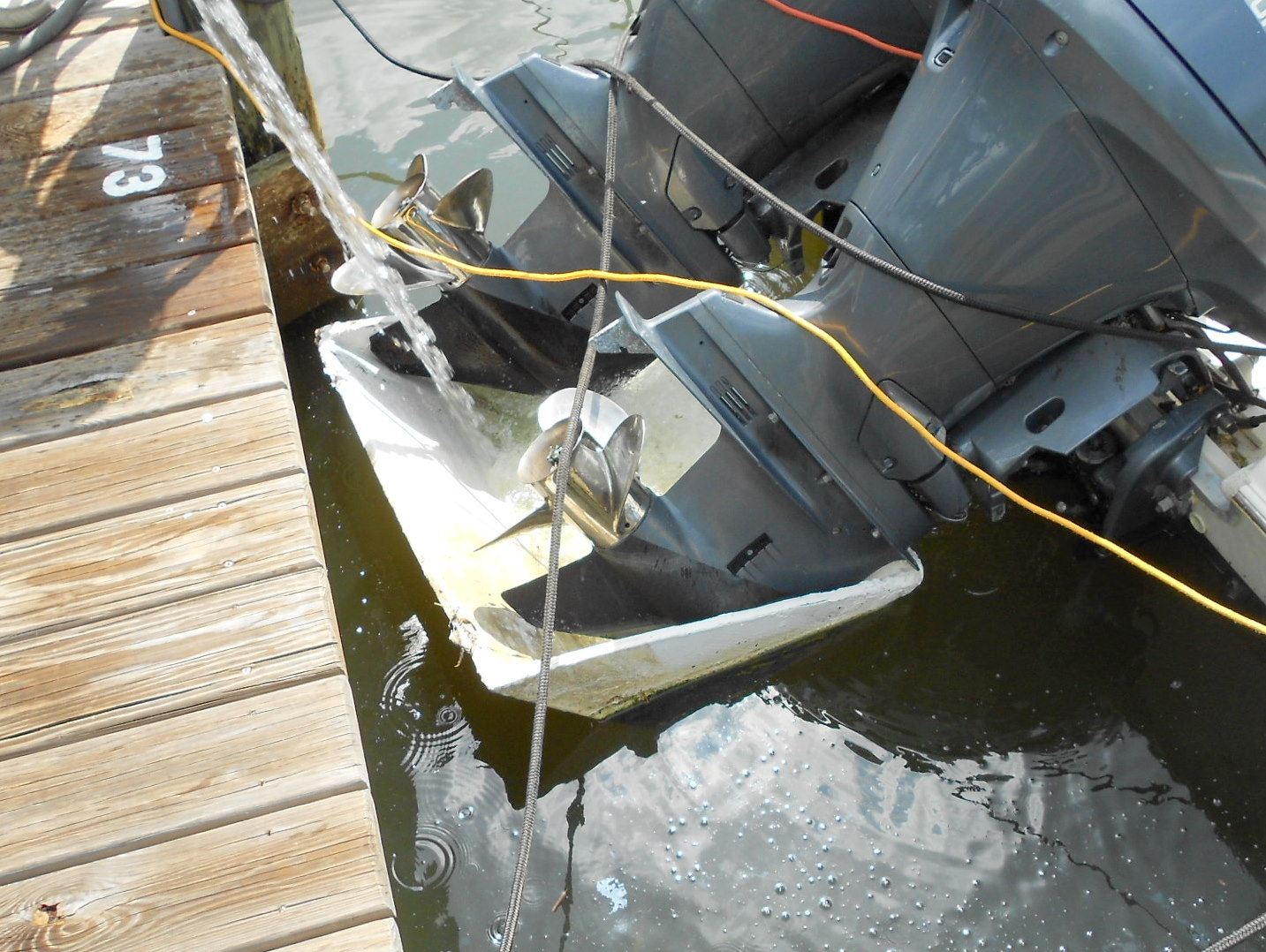 the marine installer u0027s rant why didn u0027t i think of that outboard