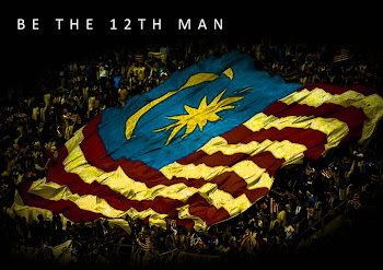 BE THE 12TH MAN