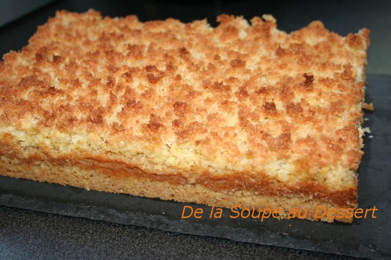 de la soupe au dessert gateau caramel noix de coco 224 base de lait concentr 233 sucr 233