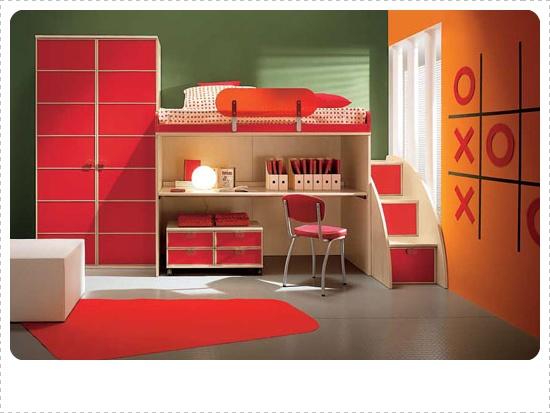 Kamar Tidur Sederhana Modern