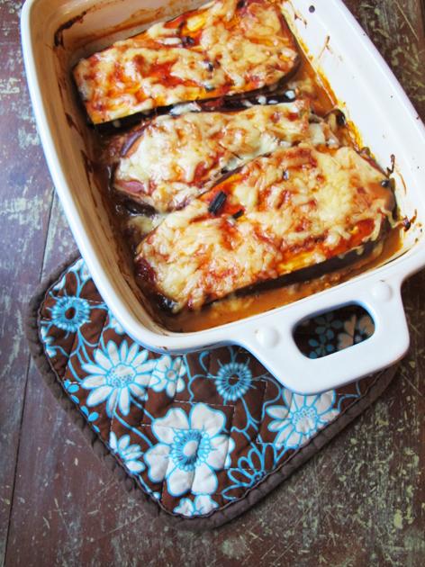Gluteiiniton lasagne