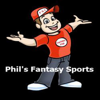 Phil's Fantasy Sports Blog