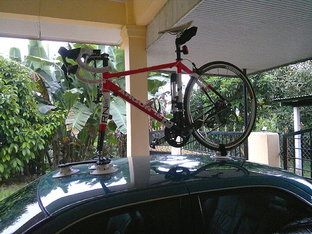 Seasucker Bike Rack
