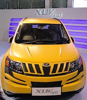 Mahindra recalls XUV500 SUV for airbag issue