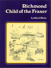 Cover of Richmond, Child of the Fraser: 1979-1989