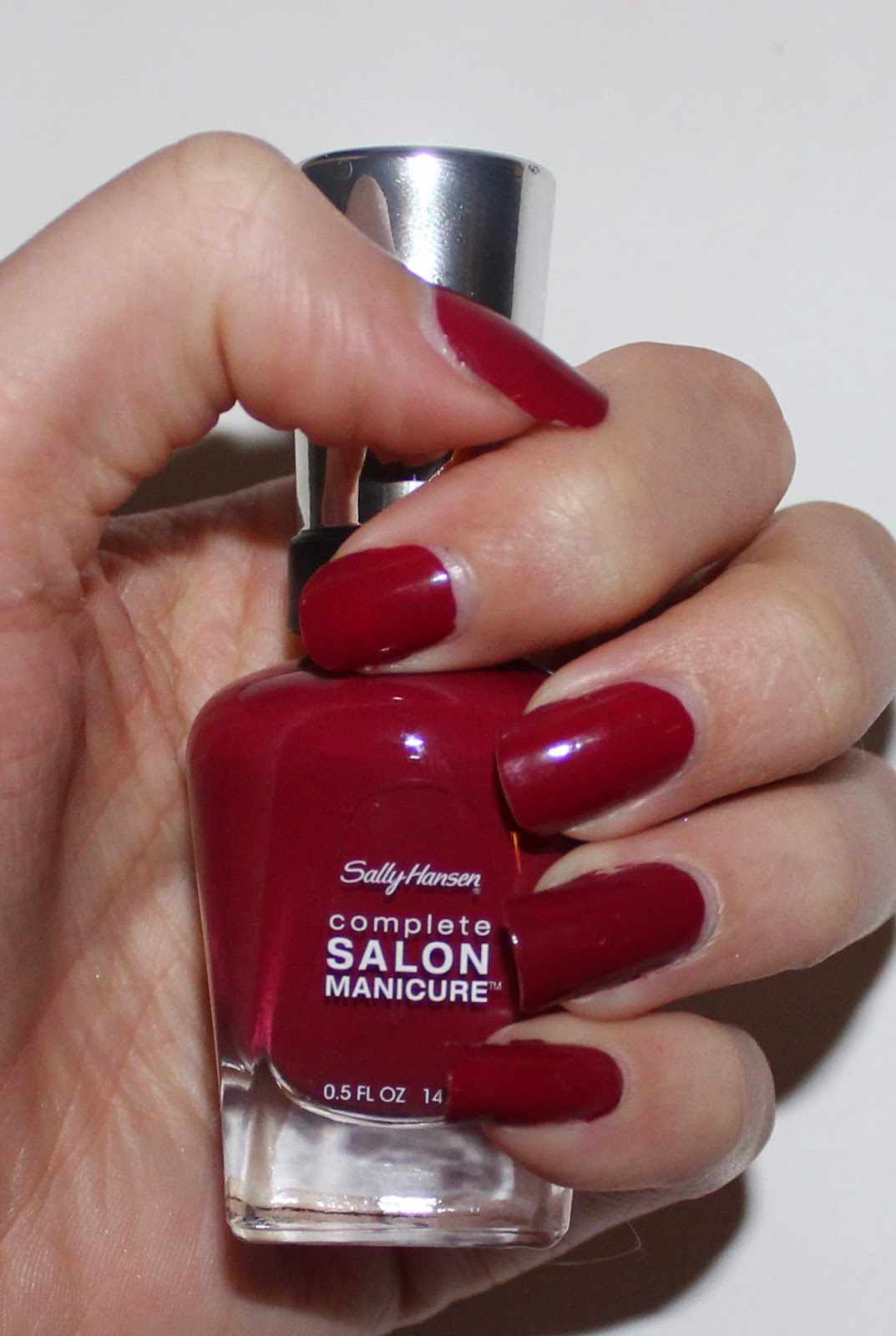 Sally Hansen Complete Salon Manicure in Rhododendron