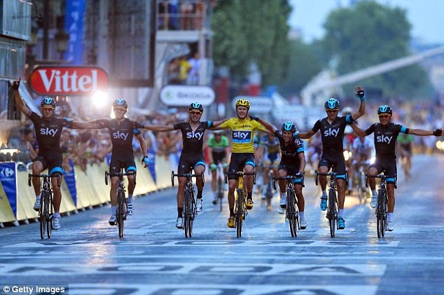 2015 Tour De France Tv coverage