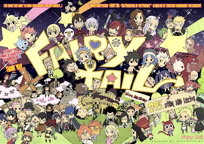 Fairy Tail Chibi Free Picture 1