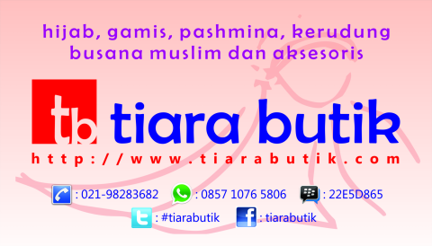 Hijabers Contact