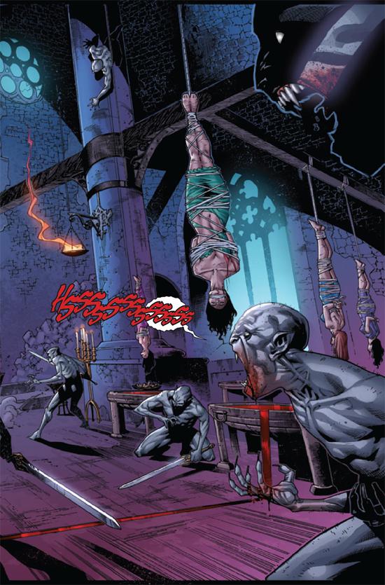 Psylocke Deadpool PSYLOCKE // like a but...