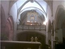 Concert Inauguració del XIII Curs D'orgue del Maresme