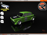 Simca 100 simulation 3