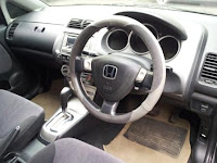 Honda City VTec AT Triptonic tahun 2005 akhir