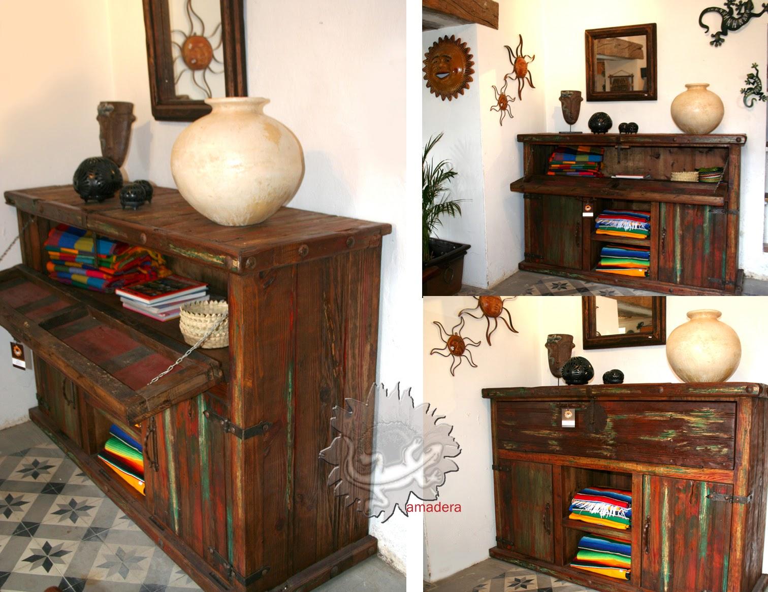 amadera meuble et d coration le charme thique du mexique authentique avril 2014. Black Bedroom Furniture Sets. Home Design Ideas