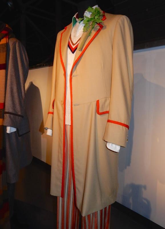 Peter Davison Fifth Doctor costume
