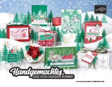 Stampin' Up! Herbst-/Winterkatalog 2020