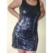 fotos de modelos de Vestidos com Lantejoulas