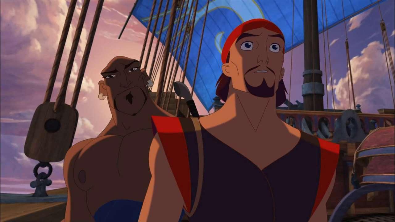 Sinbad: Legend of the Seven Seas - Topic - YouTube