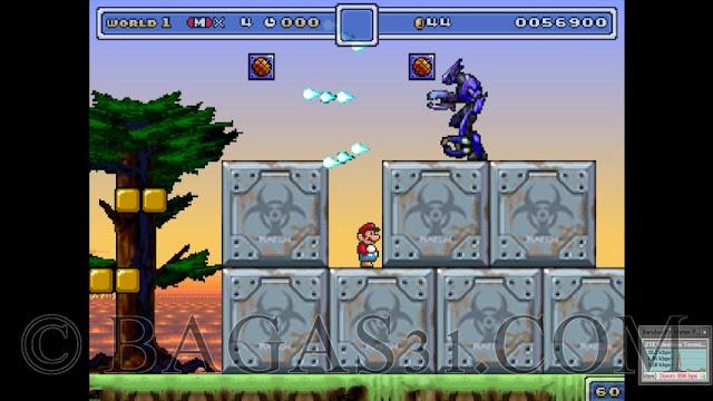 Super Mario Fusion : Mushroom Kingdom 4