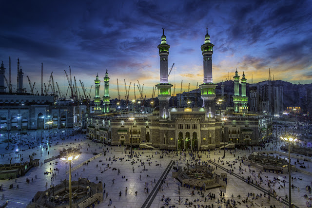 Pesona-masjidil-haram