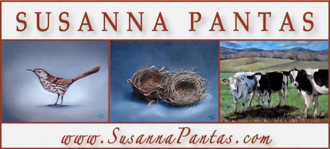 Susanna Pantas - Artist Blog