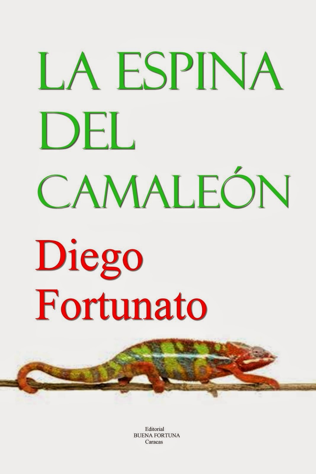 LA ESPINA DEL CAMALEÓN
