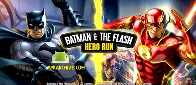 Batman & The Flash