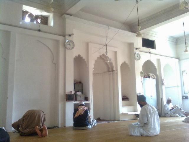 Al Madani Masjid, Madampura