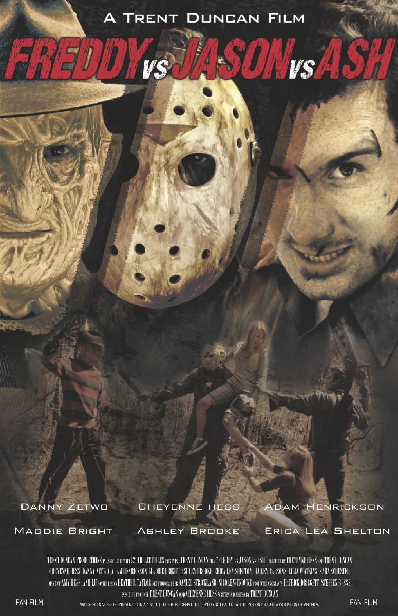 freddy vs jason vs ash film debut friday the 13th the