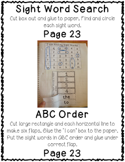 https://www.teacherspayteachers.com/Product/Primer-Dolch-Sight-Word-Interactive-Notebooks-Bundle-1367183